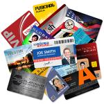 Bulk PVC id cards printing