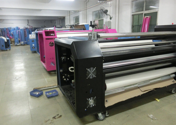 roll to roll -cylinder_rotary_heat_transfer_machine_roll_transfer_for_fabric