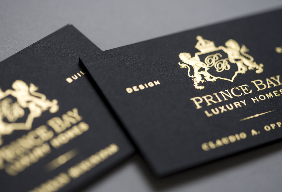 Luxury Business Cards Printing In Dubai
