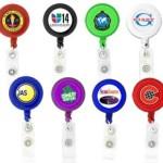 round-retractable-badge-holder-reel-badge-holder in dubai