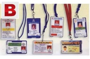 PVC plastic id cards printing in dubai sharjah