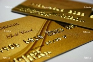 Plastic-PVC-card-embossed-numbering-gold metalic and silver cards