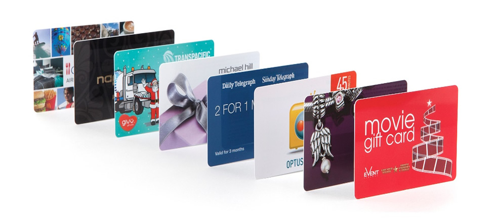 Pvc cards gift loyalty membership access cards printing in dubai