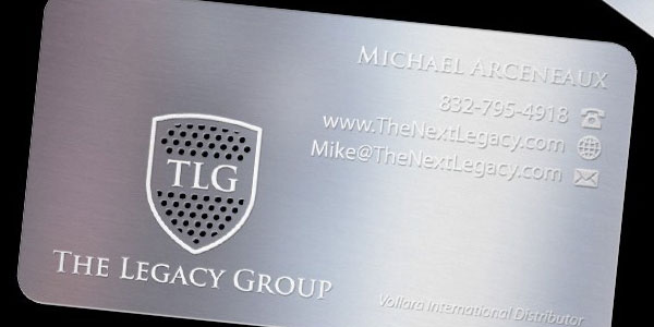 Metal business cards printing in dubai luxury business cards tlg metal business card printing in dubai uae reheart Images