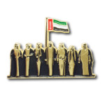 customized-UAE-national-day-badges-magnet-pin-metal