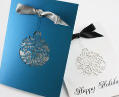 Customized Wedding Invitation Cards Laser Cutting On Paper