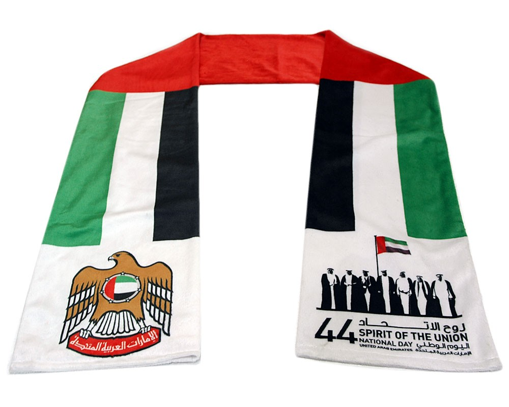 National day gift and promotional items supplier cheap promotional latexinflatableuaeballoonfornationaldayfestivalcelebration national day satin scarf with logo die sublimation stopboris Choice Image