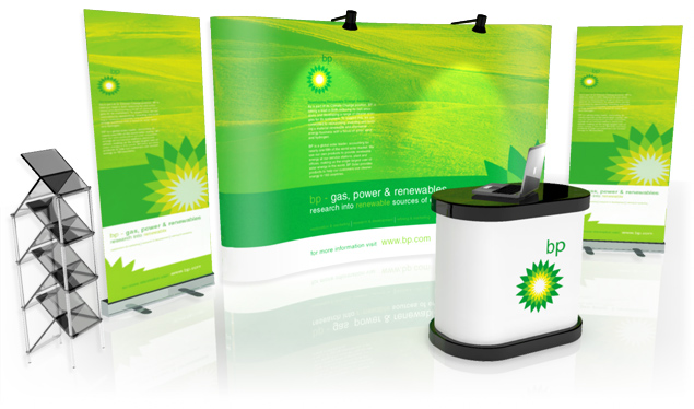 Pop Up Exhibition Stand Design : Free carry case pop up banner sahara gulf